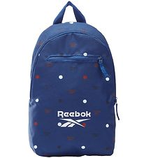 Reebok Backpack - 10L - Blue w. Dots