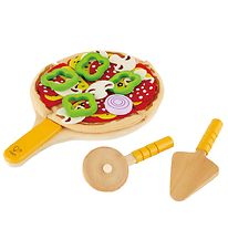Hape Play Food- 31 parts - Pizza