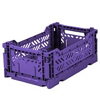 Aykasa Foldable Box - Mini - Purple