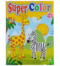 Playbox Colouring Book - 192 Pages - Safari