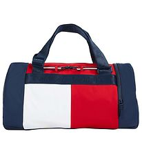 Tommy Hilfiger Sports Bag - Corporate - Navy/White/Red