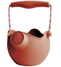 Scrunch Watering Can - Silicone - Rust