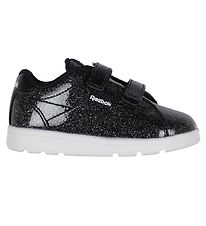 Reebok Shoes - RBK Royal Complete - Black w. Glitter