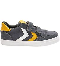Hummel Shoes - Stadil Low Jr - Asphalt