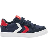 Hummel Shoes - Stadil Low Jr - Blue Nights