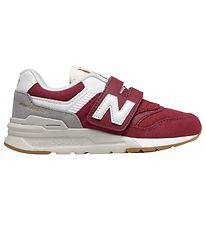 New Balance Shoes - FTWR - Bordeaux/Grey