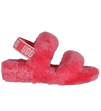 UGG Sandals - Oh Yeah - Strawberry Sorbet