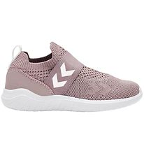 Hummel Shoes - Knit Slip-On Recycle - Pale Mauve