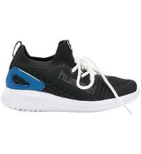 Hummel Shoes - Knit Runner Recycle - Black
