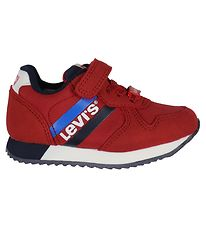 Levis Shoes - Springfield Mini - Red