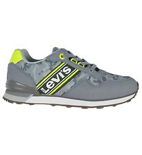 Levis Shoes - New Springfield - Grey Camouflage