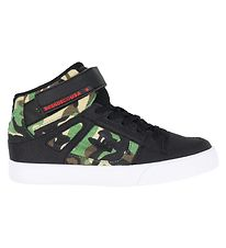 DC Shoes - Pure High-Top - Black Camo