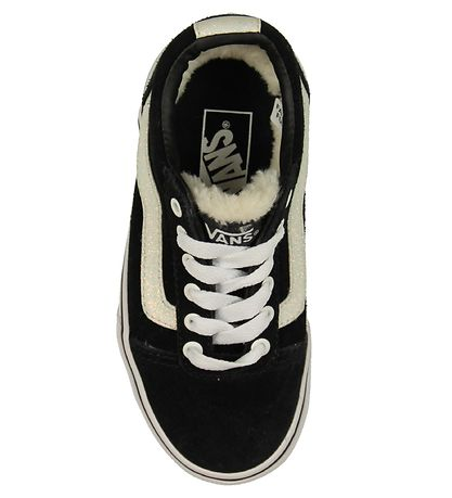 Vans Trainers - Ward - Black w. Glitter