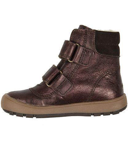 Bundgaard Winter Boots - Tex - Ivar - Brown