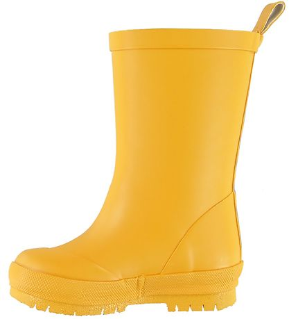 Hummel Rubber Boot Jr - Sports Yellow