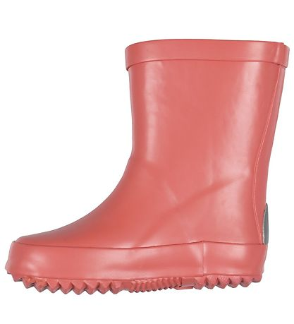 Mikk-Line Rubber Boots - Faded Rose