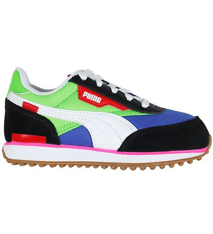 Puma Sneakers - Future Rider Play On PS - Blue/Green