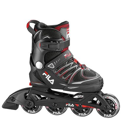 Fila Rollerskates - X-One - Black/Red
