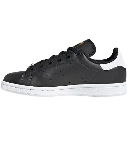 adidas Originals Shoes - Stan Smith J - Black/White