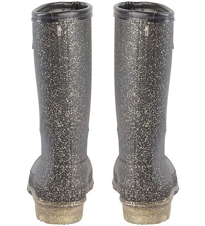 Petit by Sofie Schnoor Rubber Boots - Sandie - Black Gold
