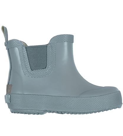 CeLaVi Short Rubber Boots - Smoke Blue