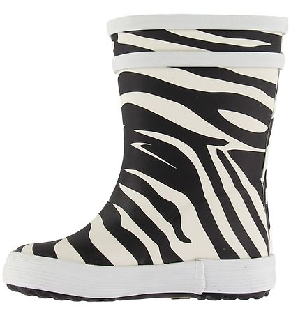 Aigle Rubber Boots - Baby Flac - Zebra
