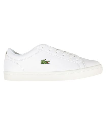 Lacoste Shoes - Straightset - White