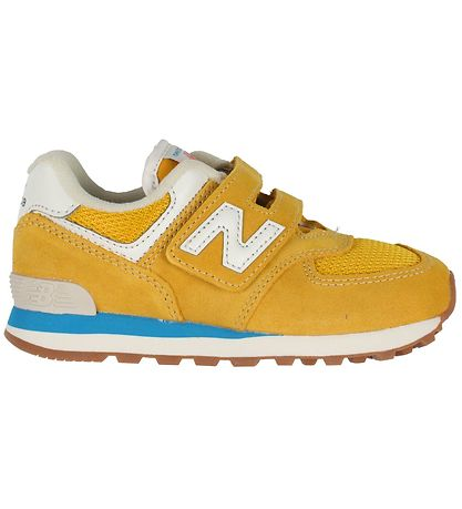 New Balance Shoes - Classic 574 - Varsity Gold/Deep Sky