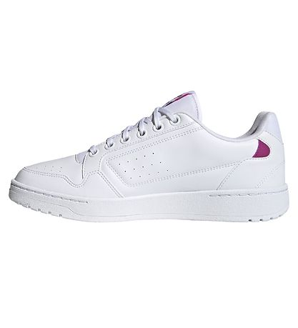 adidas Originals Sneakers - NY 90 - White w. Purple/Pink