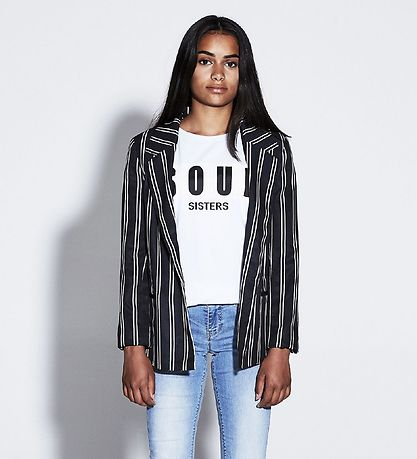 Cost:Bart Blazer - Enya - Black Striped