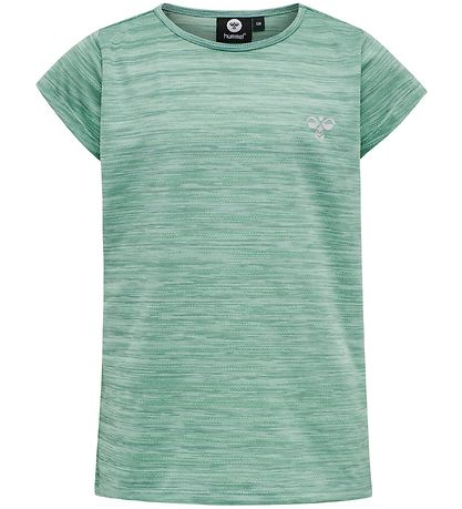Hummel T-shirt - HMLSutkin - Light Blue