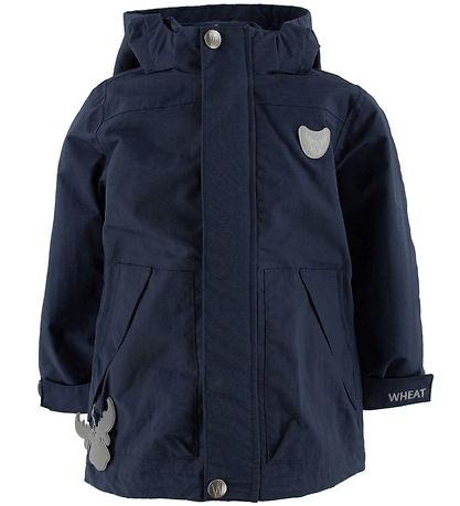 Wheat Lightweight Jacket - Tom - Navy