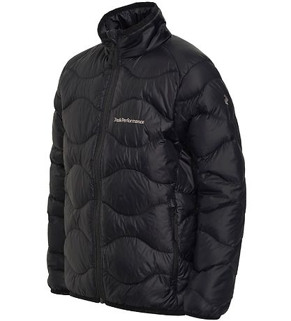 Peak Performance Duck-Down Jacket - Black