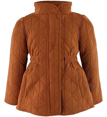 byLindgren Thermo Jacket - Signe - Rust