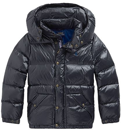 Polo Ralph Lauren Down Jacket - Fall I - Black
