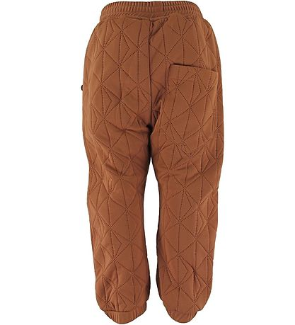 byLindgren Thermo Trousers - Leif - Rust