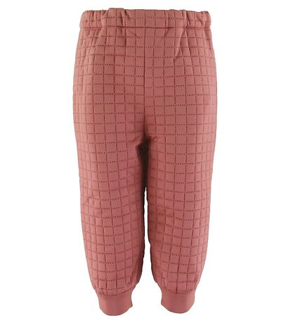 Name It Thermo Set w. Fleece - NmfMoon - Withered Rose