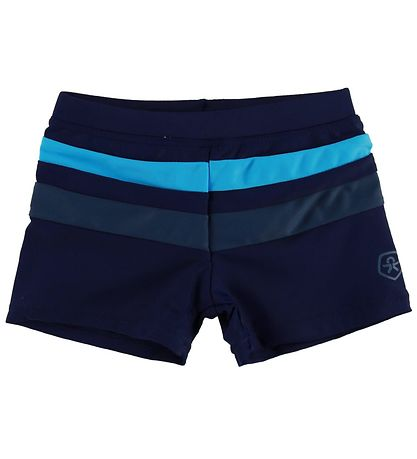 Color Kids Swim Pants - Elmar - UV 40+ - Estate Blue