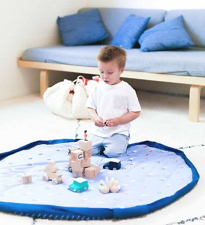 Play&Go Play Mat - Soft - D: 120 cm - Air Balloon