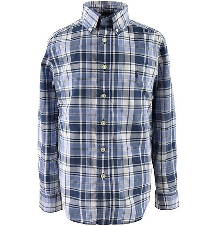 Polo Ralph Lauren Shirt - Blue/White Checks