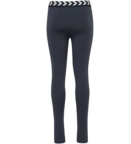 Hummel Teens Leggings - HMLJoy - Navy