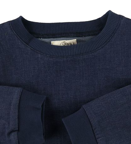 Gro Long Sleeve Top - Gert - Dark Blue