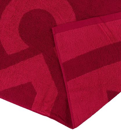 Color Kids Towel - Dea - Raspberry