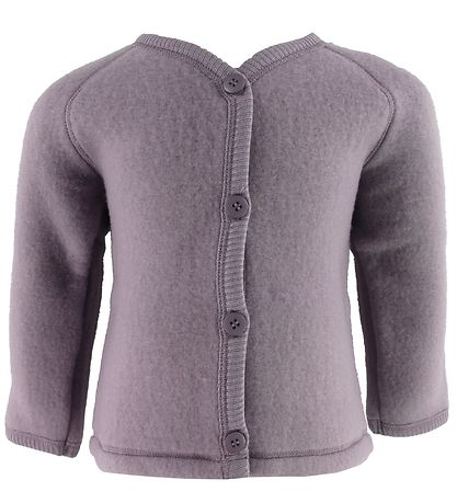 Smallstuff Cardigan - Wool - Lavender