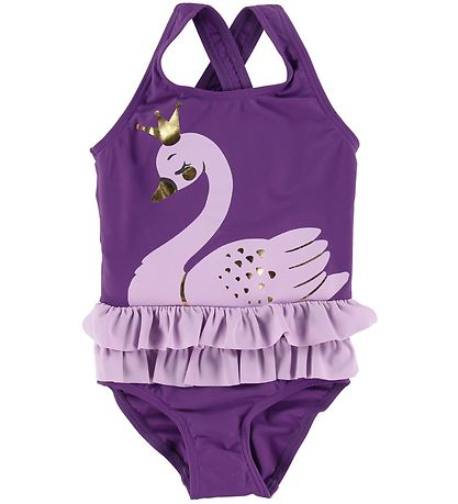 Name It Swimsuit - Celeste - Pansy
