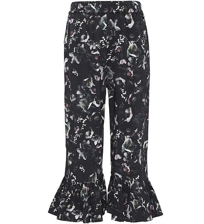 Molo Trousers - Anis - Moonlight Garden
