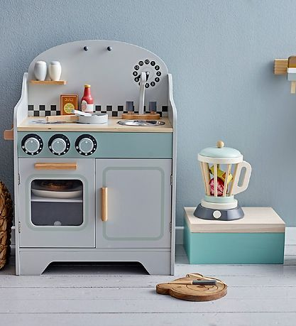 Bloomingville Play Kitchen - Grey