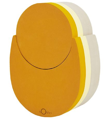 bObles Tumbling Egg - Limited Edition - Large - Yellow