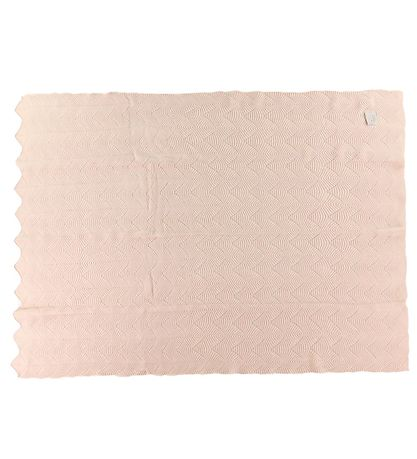 Cam Cam Blanket - 80x100 - Blossom Pink