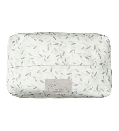 Cam Cam Wet Wipes Case - Green Leaves